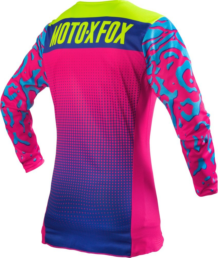 2795 Fox Racing Youth Girls 180 Jersey 235515-9960