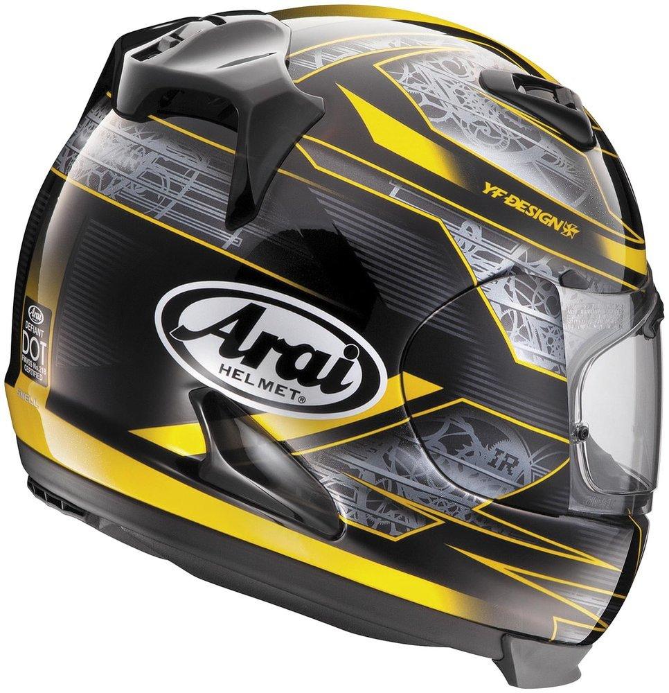 749 95 Arai Mens Defiant Chronos Full Face Helmet 2014