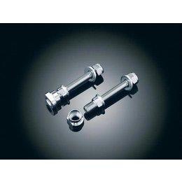 Chrome Kuryakyn Metric Cruiser Bullet Light Mounting Kit