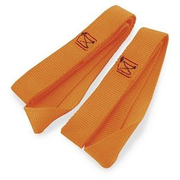 Orange Ancra Soft Hook Tiedown Extensions 18 Inch