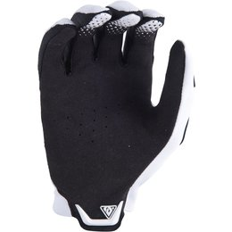 Answer Racing Mens AR-2 AR2 Gloves White
