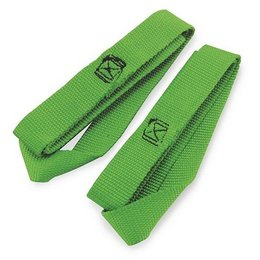 Lime Green Ancra Soft Hook Tiedown Extensions 18 Inch