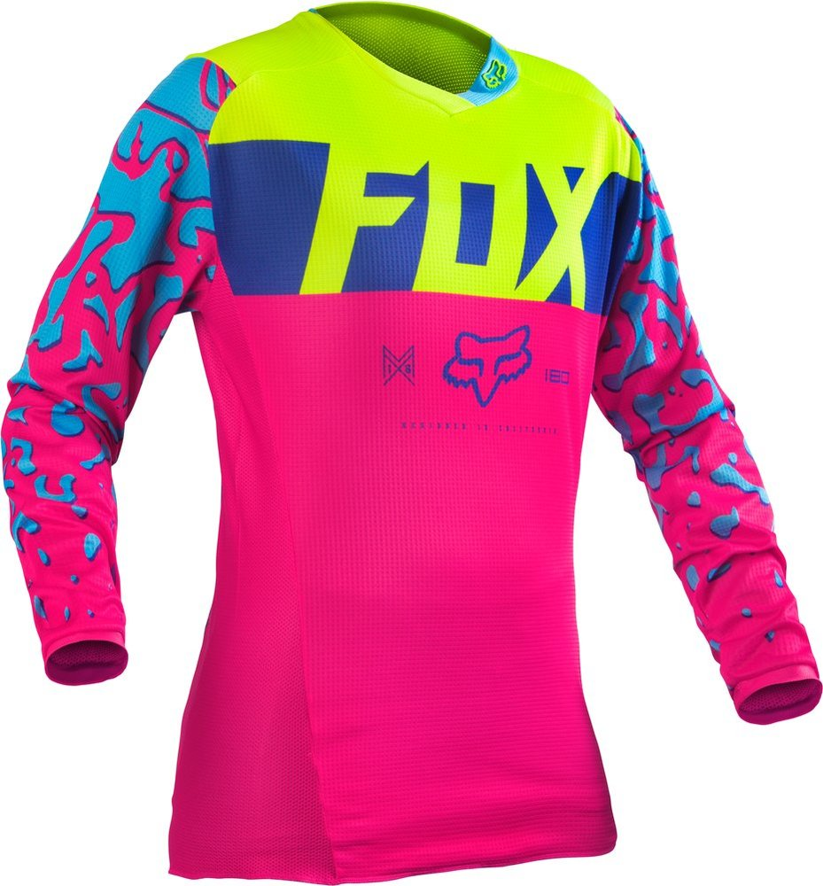 2795 Fox Racing Youth Girls 180 Jersey 235515-3471