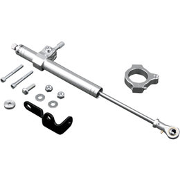 Drag Specialties Steering Damper Kit For Harley-Davidson 0414-0410