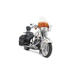 Memphis Shades Rio Grande Windshield Orange For Harley