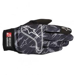 Grey Alpinestars Mech Air Gloves 2013