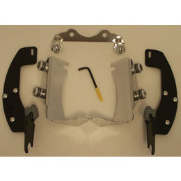 Memphis Shades Batwing Mount Kit Black For Kawasaki Vulcan 900
