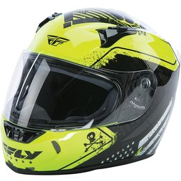 Fly Racing Revolt FS Patriot Helmet Black