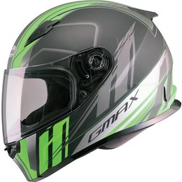 GMAX FF49 FF-49 Rogue Full Face Helmet Black