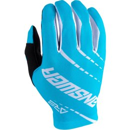 Answer Racing Mens AR-2 AR2 Gloves Blue
