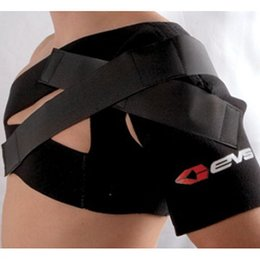 Black Evs Sb03 Shoulder Support Brace