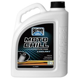 Bel-Ray Lubricants Moto Chill Racing Coolant Anti-Freeze 4 Liter