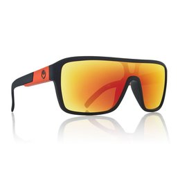 Black/red Ionized Dragon Alliance Remix Owen Wright Sunglasses With Ionized Lens 2013 Black Red