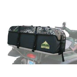 ATV Tek Arch Series Expedition Cargo Bag Mossy Oak For ATV/UTV Universal ASEMOB Black