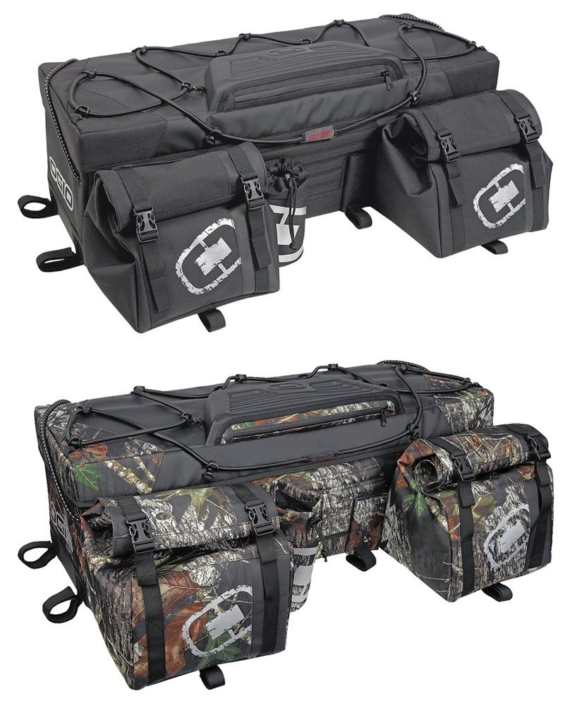 259 99 ogio honcho atv rear rack bag gearbag 205710