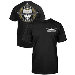 Black Honda Goldwing Custom Collection T-shirt