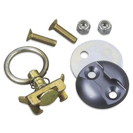 N/a Ancra Tiedown Fitting Kit W Floor Mount Anchor Plate