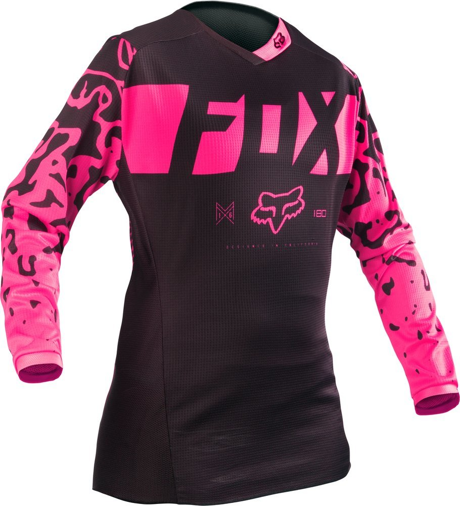 2795 Fox Racing Youth Girls 180 Jersey 235515-7694