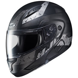 HJC CL-Max 2 II Friction Modular Motorcycle Helmet With Flip Up Chin Bar Black