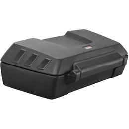 Quadboss Front Rack Storage Box For ATV Universal Black 643100 Black