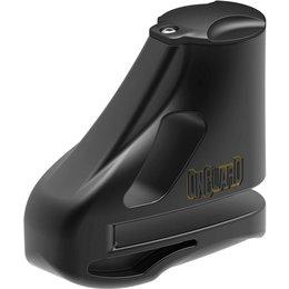 OnGuard Boxer 5.5MM Stapler Style Disc Lock Black 8107 Unpainted
