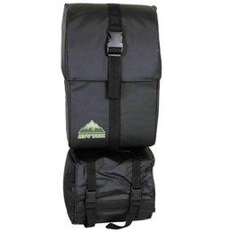 ATV Tek Arch Series Fender Cargo Bag Black For ATV/UTV Universal AFBLK