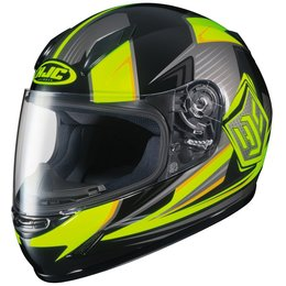 HJC Youth CL-Y CLY Striker Full Face Motorcycle Helmet Yellow