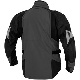 Firstgear Mens Kilimanjaro Armored Textile Jacket Grey