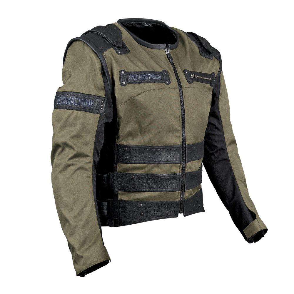 Textile Motorcycle Jacket