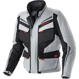 Spidi Sport Voyager 2 H2Out Textile Jacket Grey