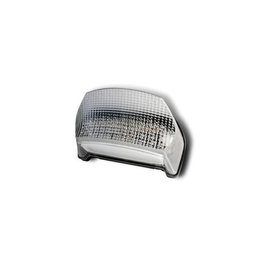 Rumble Concept LED Integrated Taillight Clear For Kawasaki ZX-7R ZX7R 1996-2003