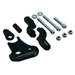 Kuryakyn Passenger Floorboard Mounts For Harley-Davidson FLS/TB/TN