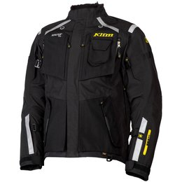 Klim Mens Badlands Gore-Tex Hydration Ready Textile Jacket Black