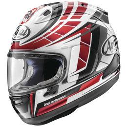 Arai Corsair-X Planet Full Face Helmet Red