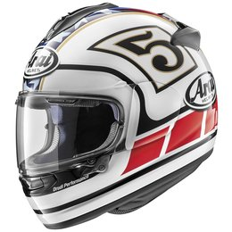 Arai DT-X DTX Edwards Legend Full Face Helmet White