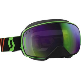Scott USA LCG SX Snowcross Anti-Fog Goggles Black