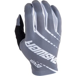 Answer Racing Mens AR-2 AR2 Gloves Grey