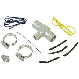 SPI Snowmobile Temperature Sensor Relocator Kit For Ski-Doo E-TEC UP-12810 Unpainted