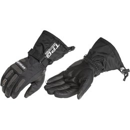 Black Firstgear Tpg Axiom Cool Weather Gloves 2013