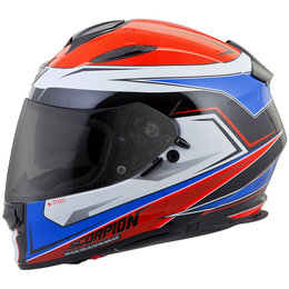 Scorpion EXO-T510 EXOT 510 Tarmac Full Face Helmet Red