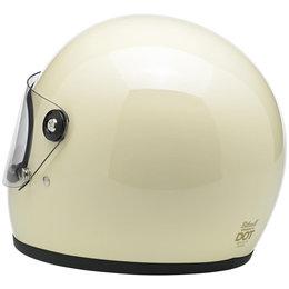 Biltwell Gringo Full Face Helmet White
