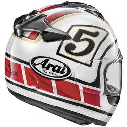Arai DT-X DTX Edwards Legend Full Face Helmet White
