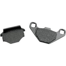 SBS Ceramic Rear Brake Pads Single Set Only Aprilia Buell 692HF Unpainted