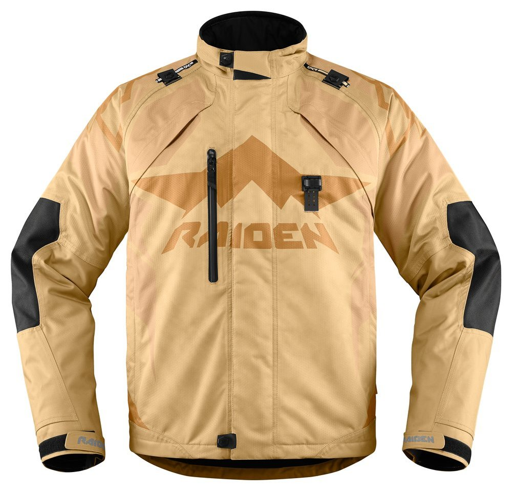 Half Jacket 2 0 >> $107.43 Icon Mens Raiden DKR Armored Waterproof Textile #204630