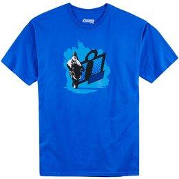 Icon Mens Banger T-Shirt Blue