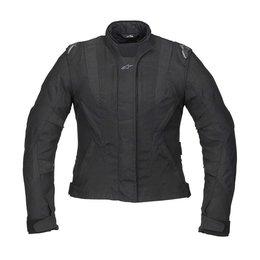 Black Alpinestars Stella P1 Drystar Jacket