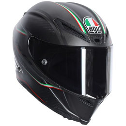 AGV Pista GP Italy Gran Premio Italia Full Face Helmet Black