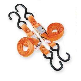Neon Orange Ancra Classic 5-1 2 Feet Tiedown Universal