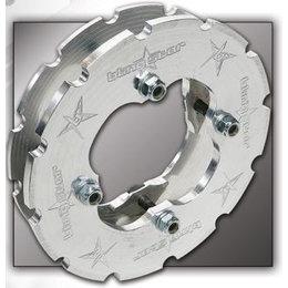 Blingstar Sprocket Guard Dual Billet Aluminum Can-Am DS450 DS450X 2008-2013