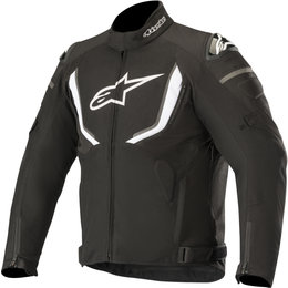 Alpinestars Mens T-GP R V2 Waterproof Textile Jacket Black